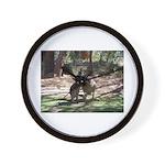 Kangaroo Mum Wall Clock