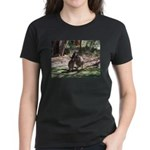 Kangaroo Mum Women's Dark T-Shirt