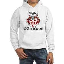 Begley in Irish/English Hoodie