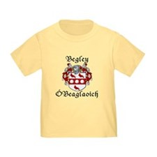 Begley in Irish/English T