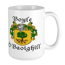 Boyle in Irish/English Mug