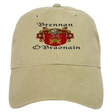 Brennan in Irish/English Baseball Cap