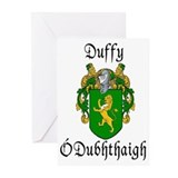 Duffy in Irish & English Cards (Pk of 10)
