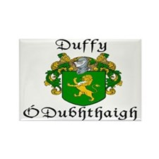 Duffy in Irish & English Magnets (10 pack)