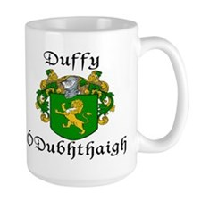 Duffy in Irish & English Mug