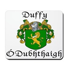 Duffy in Irish & English Mousepad