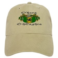 O'Hara In Irish & English Baseball Baseball Cap