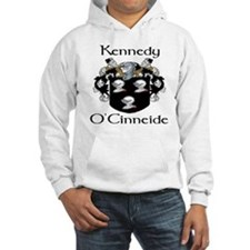 Kennedy in Irish & English Hoodie