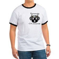 Kennedy in Irish & English T