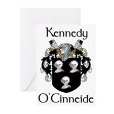 Kennedy in Irish & English Cards (Pk of 10)