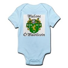Malone In Irish & English Infant Bodysuit