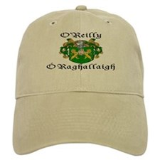 O'Reilly In Irish & English Baseball Baseball Cap