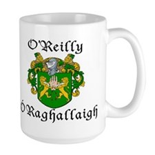 O'Reilly In Irish & English Mug