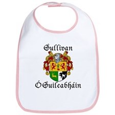 Sullivan In Irish & English Bib
