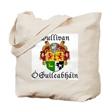 Sullivan In Irish & English Tote Bag