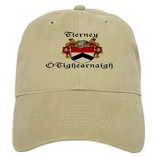 Tierney In Irish & English Baseball Baseball Cap