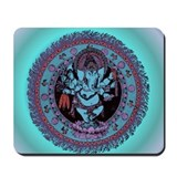 Ganesh Dancer Mousepad