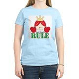 Red Heads Rule Yellow T-Shirt