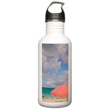 Grace Bay: Beach Chair Water Bottle