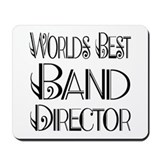 Music director Classic Mousepad