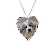 Unique Puppy Necklace