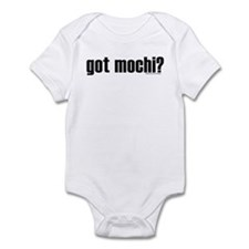 Got Shirtz? Got Mochi? Infant Bodysuit