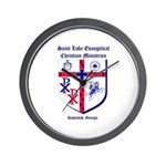 St. Luke's Wall Clock