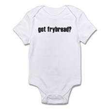 Got Shirtz? Got Frybread? Infant Bodysuit