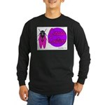 Cicada Couture P07 Long Sleeve Dark T-Shirt