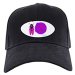 Cicada Couture P07 Black Cap