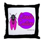 Cicada Couture P07 Throw Pillow