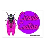 Cicada Couture P07 Postcards (Package of 8)