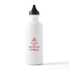 Cute Alarm Water Bottle