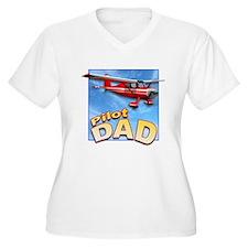 Pilot Dad T-Shirt