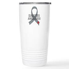 DIABETES Awareness Supp Travel Mug