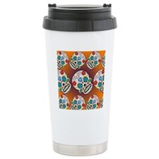 Sugar Skulls Travel Mug