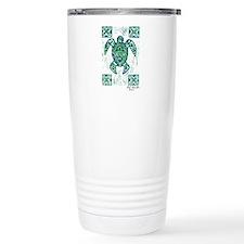 Honu Print Travel Mug