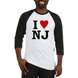 """I LOVE NJ"" Original Basketball Jersey"