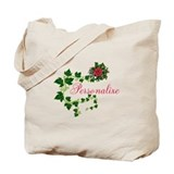 Personalized rose Bags & Totes