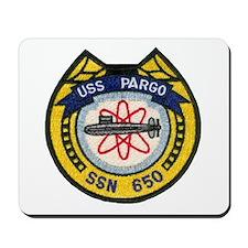 USS PARGO Mousepad