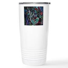 Abstract Study 2a Travel Mug