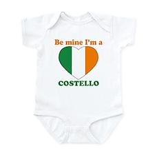 Costello, Valentine's Day Infant Bodysuit