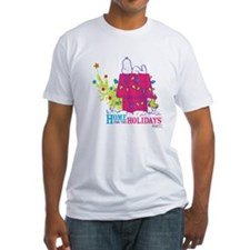 Snoopy: Home for the Holidays Fitted T-Shirt