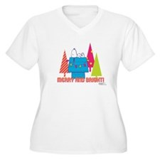 Snoopy: Merry and T-Shirt