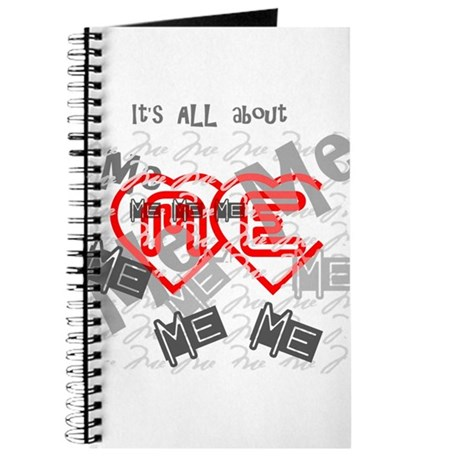 It's ALL about ME Journal