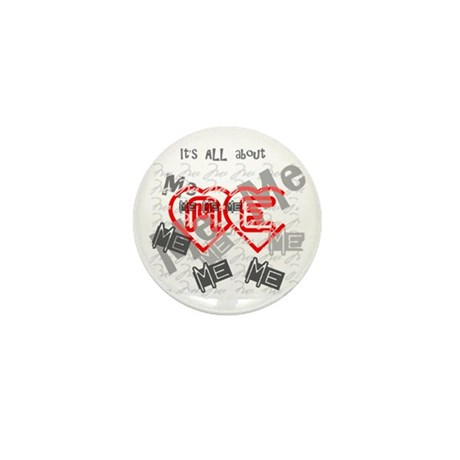 It's ALL about ME Mini Button (10 pack)