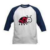 Child Drawn ladybug Tee