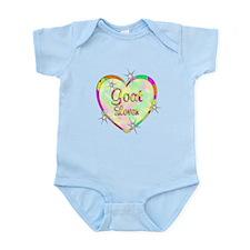 Goat Lover Infant Bodysuit