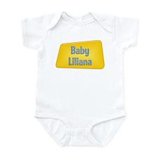 Baby Liliana Infant Bodysuit