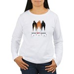 Nothin' Butt Basenjis Women's Long Sleeve T-Shirt